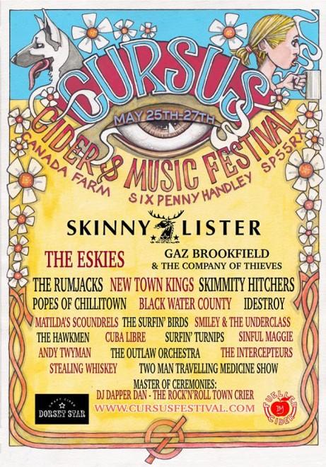 Cursus Cider & Music Festival IV!