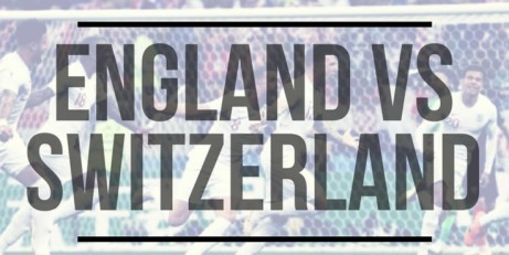 ENGLAND VS SWITZERLAND | Live on a 15ft LED Screen