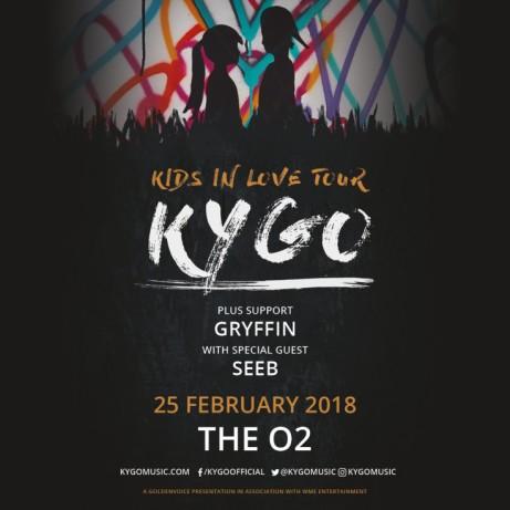Kygo at The O2