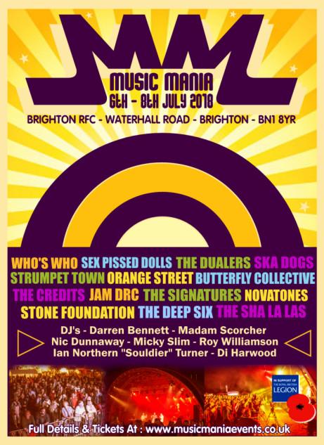 Music Mania Festival