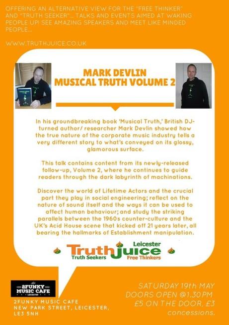 Mark Devlin Musical Truth Pt2
