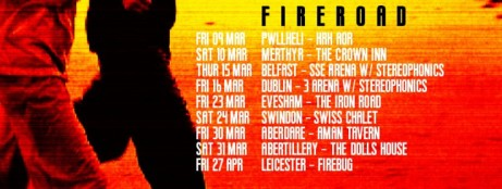 Fireroad + Silk Road - Live in Leicester - The Firebug