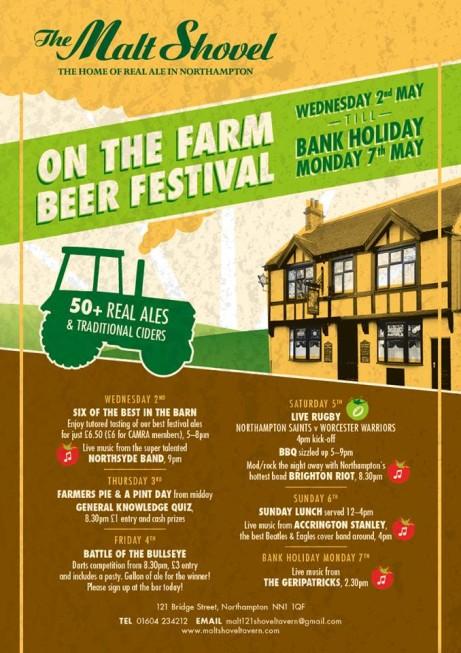 On The Farm Beer Festival