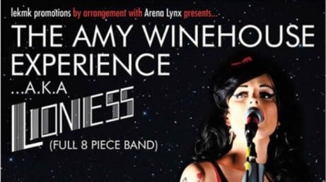The Amy Winehouse Experience…A.K.A Lioness