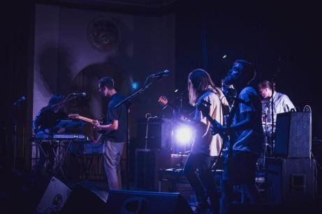 KOYO + Thee Telepaths & King Purple