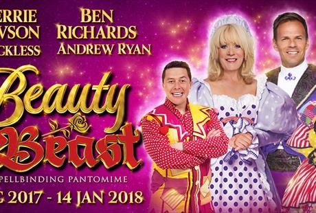 Beauty and the Beast - Theatre Royal Nottingham