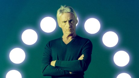 Paul Weller at The O2 arena