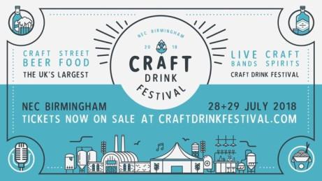 Craft Drink Festival 2018