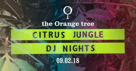 Citrus Jungle Nights / Louis Knight DJ set sponsored by Jager