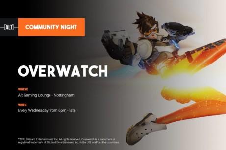 Overwatch Community Night