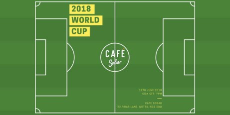 World Cup 2018! - FREE ENTRY!️