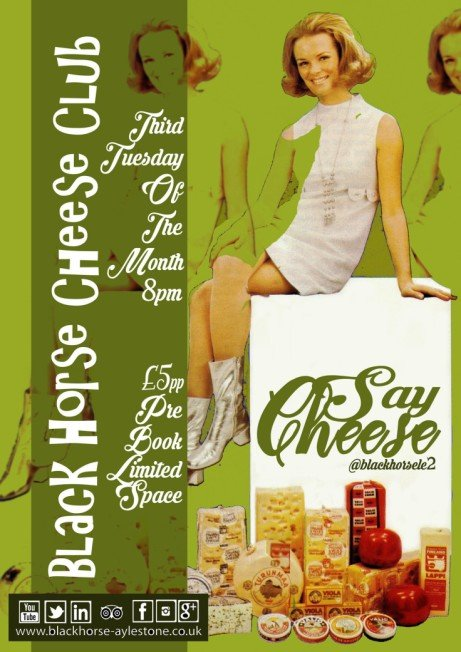SOLD OUT Cheese Club (monthly)