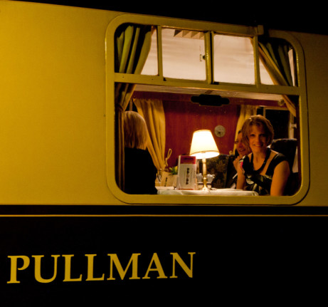 Pullman Burn's Night