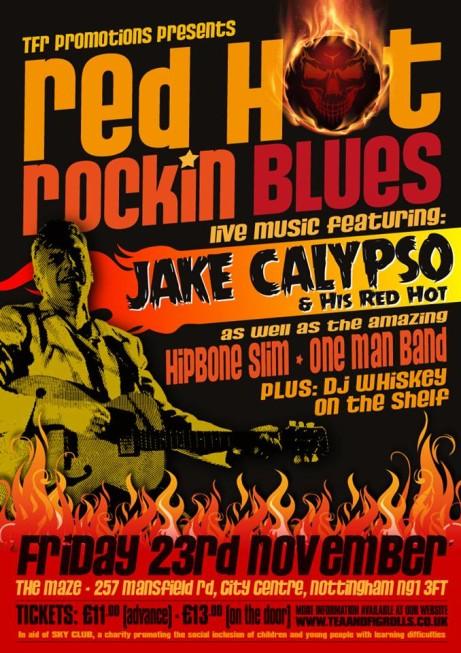 Red Hot Rockin' Blues