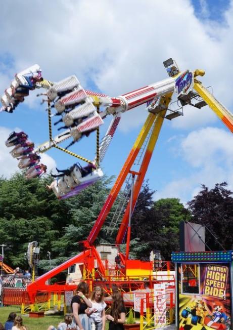 October Half-Term Fun Fair
