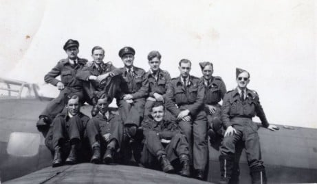 Rudy Hicks Life in Leicester, WW2 Bomber Command and Beyond