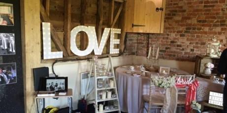 Newton Park Farm Wedding Fair