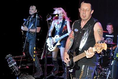 VICE SQUAD + Headstone Horrors + 2 Guitars Clash + Static Kill + Noose + Face Up + 3 Stone Monkey +