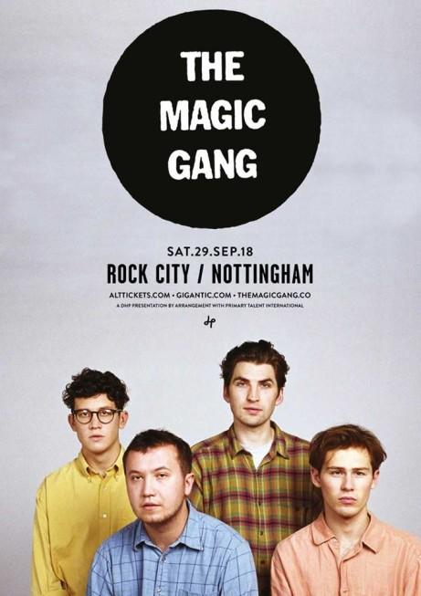 The Magic Gang at Rock City Nottingham