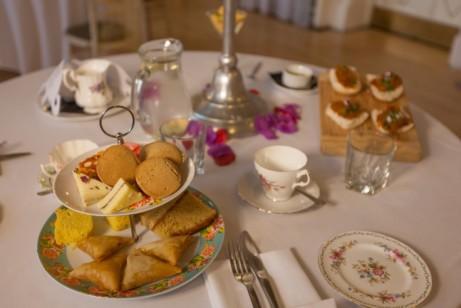 INDIAN AFTERNOON TEA
