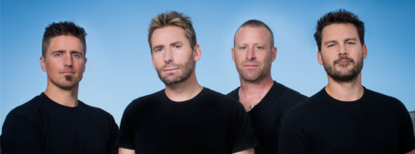 NICKELBACK (+ Seether) THE FEED THE MACHINE TOUR