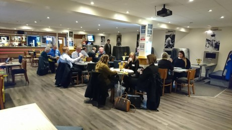 Mansfield Town Breakfast Networking