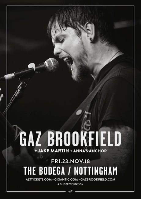 Gaz Brookfield