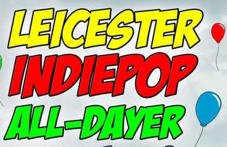 Leicester Indiepop Half-Dayer - Personal Best/Wolf Girl/Pet Crow/Panic Pocket/Boarder