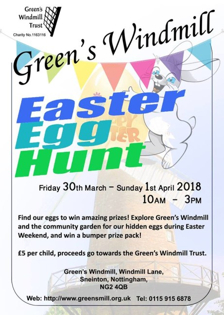 Easter Holiday Fun - Eggciting Easter Egg Hunt