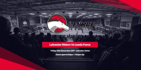 Leicester Riders v. Leeds Force