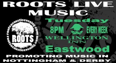 Wellington Inn - Eastwood - Roots Live Music