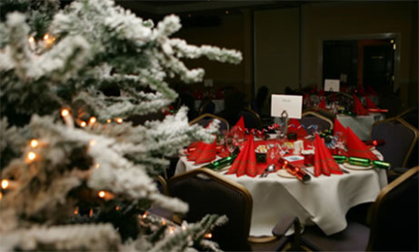Christmas Boogie Nights at Best Western Yew Lodge Hotel