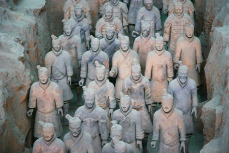 Terracotta Army Exhibition