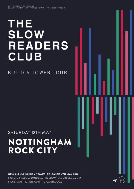 THE SLOW READERS CLUB