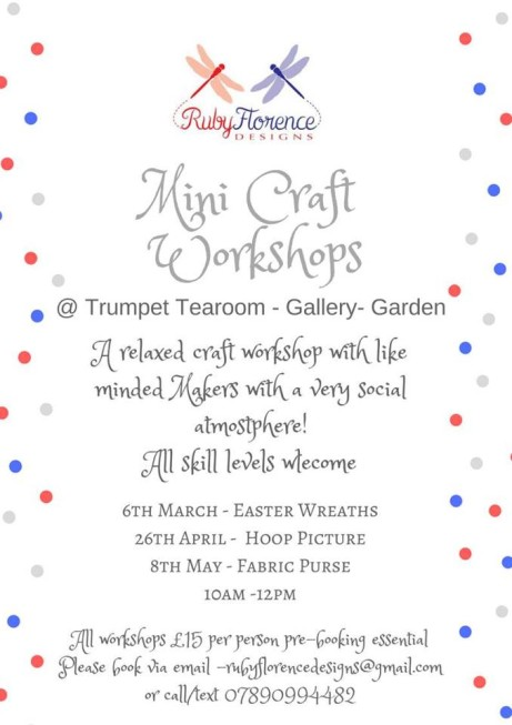 Mini Craft Workshops - Hoop Picture