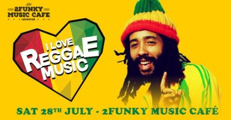I Love Reggae Music