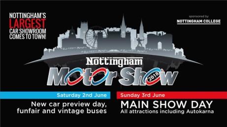 Nottingham Motor Show 2018