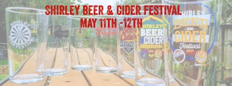 Shirley Beer and Cider Festival 2018