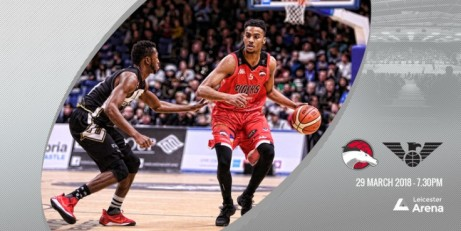 Leicester Riders vs Newcastle Eagles