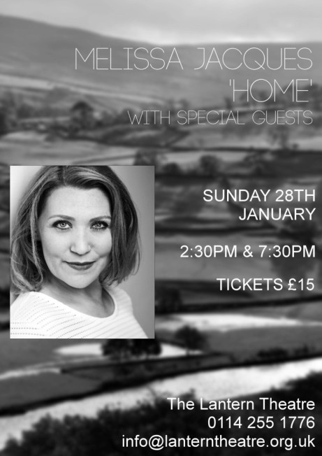 Melissa Jacques: HOME (with Special Guests)
