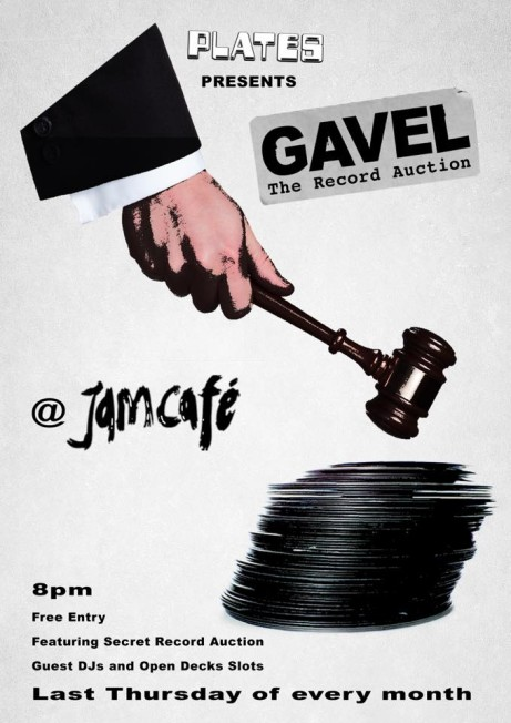 Gavel // The Record Auction