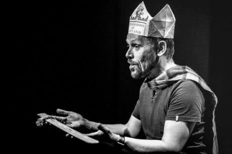 Is This a Dagger ? The Story of Macbeth