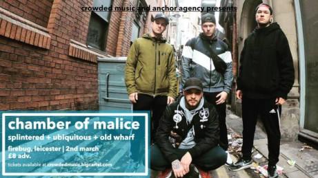 Chamber Of Malice | Firebug, Leicester