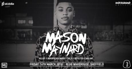 Mid-Low Presents Mason Maynard & Guests
