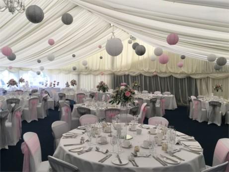 The Hitchin Priory Wedding Fair