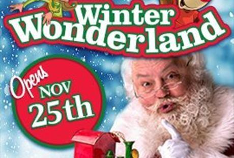 Winter Wonderland at Twinlakes!