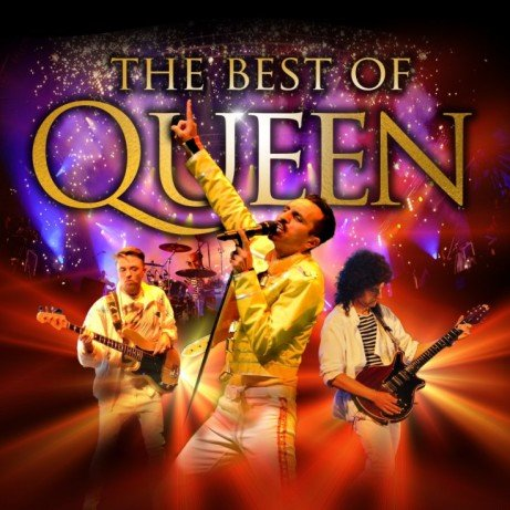The Best of Queen performed by Flash
