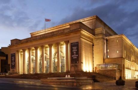 Sheffield City Hall Wedding Fayre