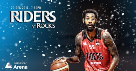 Leicester Riders v. Glasgow Rocks