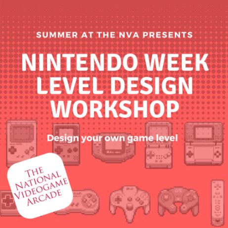 SUMMER AT THE NVA: GAME LEVEL DESIGN WORKSHOP